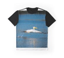 Pelican take off Graphic T-Shirt