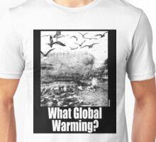 What Global Warming? 4 Unisex T-Shirt