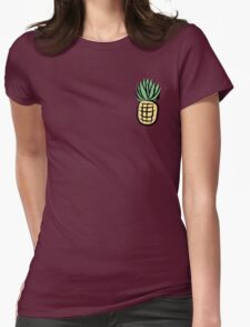 The Pineapple™ Womens Fitted T-Shirt