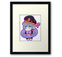 Free! Iwatobi Swim Club || Sailor Nitori Aiichirou Framed Print