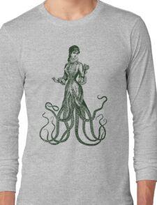 Lady Catherine Thulhu  Long Sleeve T-Shirt