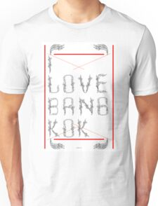 NICE BANGKOK Unisex T-Shirt