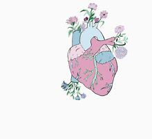 A Blooming Heart Unisex T-Shirt
