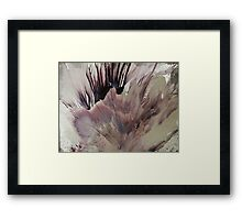 It is great to be 'Secure' Framed Print