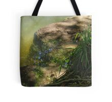 Roots and Rocks Tote Bag