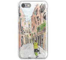 Barcelona - El Born Neighborhood iPhone Case/Skin