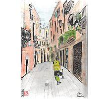 Barcelona - El Born Neighborhood Photographic Print