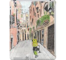 Barcelona - El Born Neighborhood iPad Case/Skin