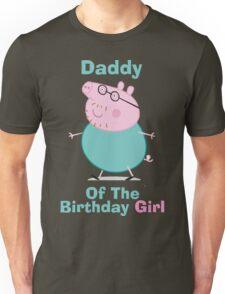 Daddy (HBD) girl Unisex T-Shirt