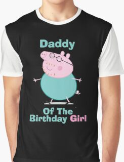 Daddy (HBD) girl Graphic T-Shirt