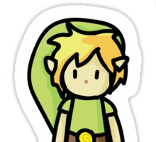 Legend of Zelda Link Sticker