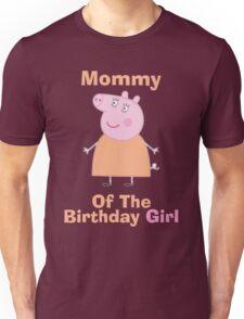 Mommy (HBD) girl Unisex T-Shirt