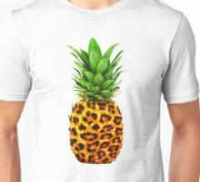 Cheetah Pineapple Unisex T-Shirt