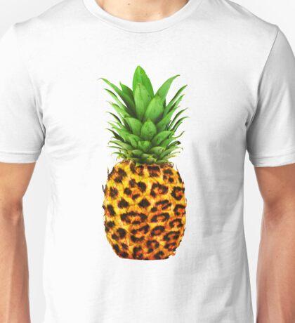 Cheetah Pineapple Unisex T-Shirt