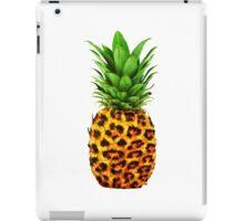 Cheetah Pineapple iPad Case/Skin