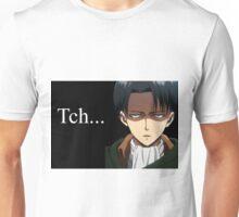 Levi has had enough Unisex T-Shirt