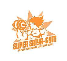 Super Saiya-Gym Photographic Print