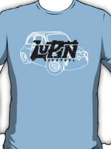 Lupin Central - Fiat 500 T-Shirt