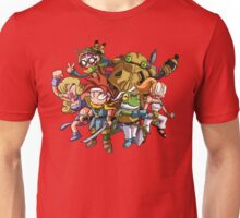 Chrono Party Unisex T-Shirt