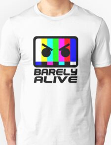 Barely Alive Color Unisex T-Shirt