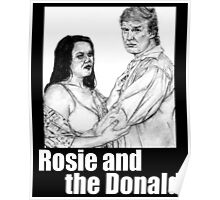 Rosie and the Donald Poster