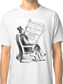 Type and Stereotype Founding Classic T-Shirt