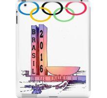 Olympics rio Brazil 2016 sport iPad Case/Skin