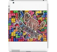 Tetris Cat iPad Case/Skin