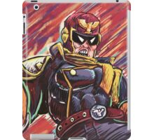Captain Falcon iPad Case/Skin
