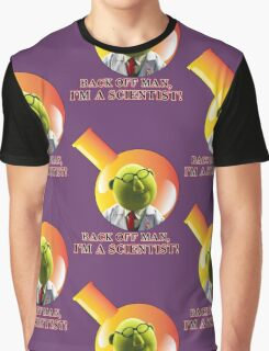Dr. Bunsen Honeydew. Graphic T-Shirt