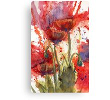 Blooming Joy Canvas Print
