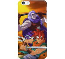 Chrono Figther iPhone Case/Skin