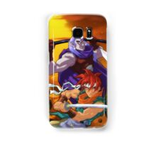 Chrono Figther Samsung Galaxy Case/Skin