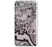 Chaos pt. 1 iPhone Case/Skin