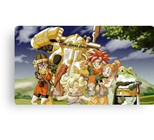 Chrono Family Canvas Print
