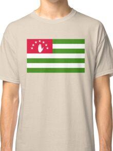 Abkhazia Flag Classic T-Shirt