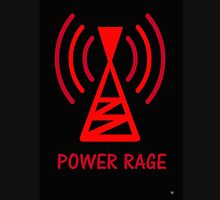 POWER RAGE Unisex T-Shirt