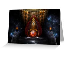 The Elixir Of Life Greeting Card