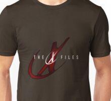 The x File Unisex T-Shirt