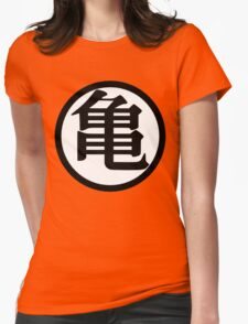 Master Roshi Womens Fitted T-Shirt