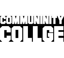Community College- misspelled Photographic Print