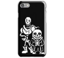 Undertale video game T-Shirt  iPhone Case/Skin
