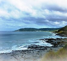Storms at Apollo Bay - Vic. by EdsMum