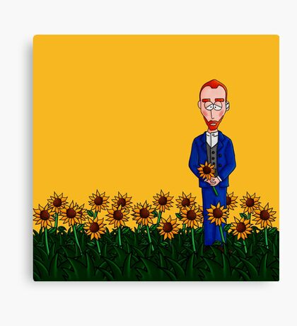 Vincent van Gogh Canvas Print