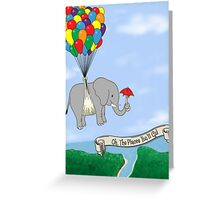 OH TO EXPLORE! Greeting Card