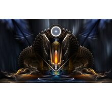 Cyritous, Temple Of The Orb Of Karinos Photographic Print