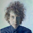 Bob Dylan by kathy archbold