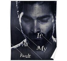 It's All My Fault Poster