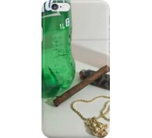 Lean & backwoods iPhone Case/Skin