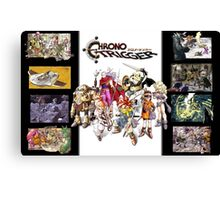 Chrono Final Canvas Print